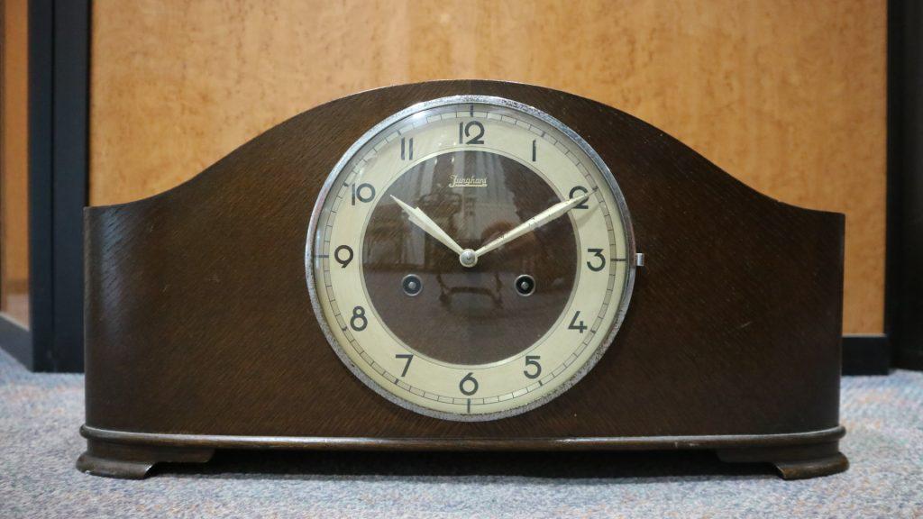 """g603 Tischuhren """"Junghans"""" ca. 1950 Image"""